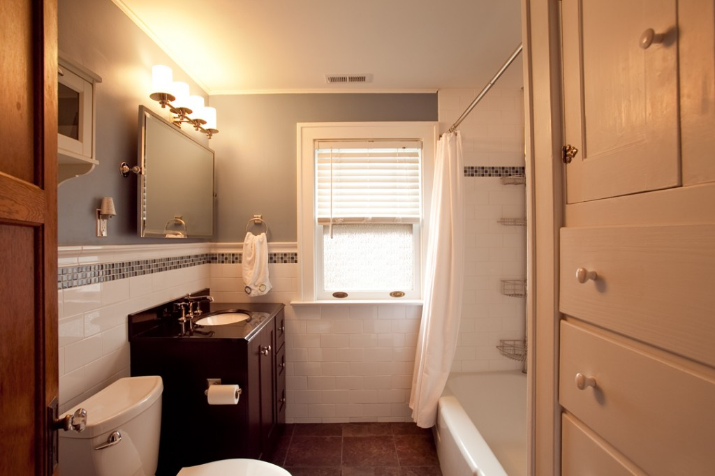 Oakwood Bathroom Remodel Before And After Photos Nest