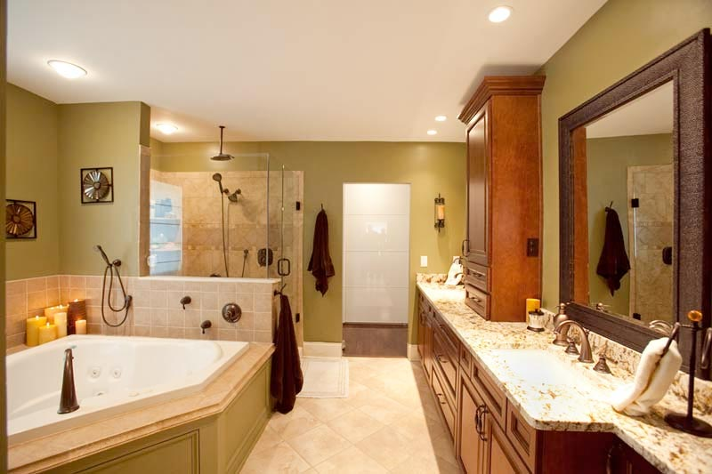 Oakwood Bathroom Remodel Before And After Photos