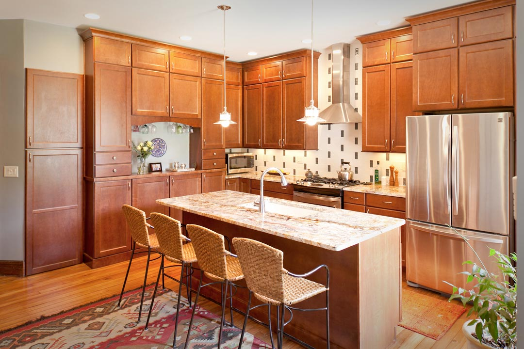 Kitchen design nest designs llc Kitchen by design dayton ohio