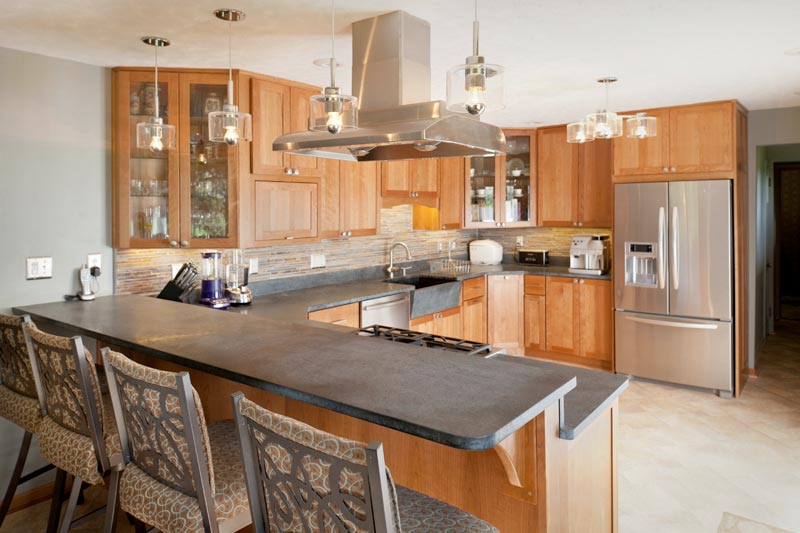 Kitchen remodel nest designs llc for Kitchen renovation styles