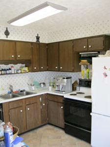 Before - Spring Valley Kitchen Remodel