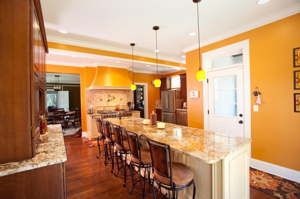 Oakwood Kitchen Remodel   Nest Designs LLC