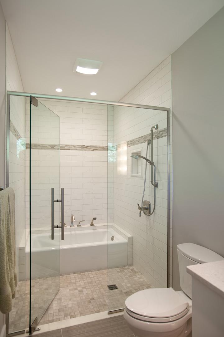 guestbathroomwithtub  nest designs llc